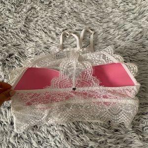 PINK Victoria's Secret Tops - Pink barrette